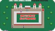Игра Покорми зомби