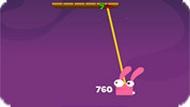 Игра Розовый кролик