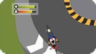 Игра Мотогонки