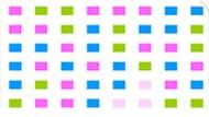 Игра Цветные прямоугольники