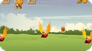 Игра Летающий шарик