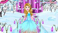 Игра Барби: зима