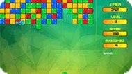 Игра Три кубика в ряд