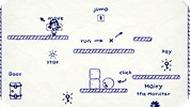 Игра Рисованные зомби