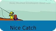 Игра Опасная рыбалка