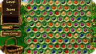 Игра Три в ряд: фрукты