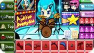 Игра Девочка с барабанами
