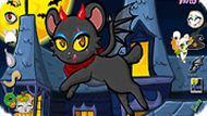 Игра Одевалка для котёнка