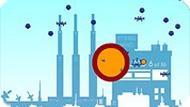 Игра Взорви роботов
