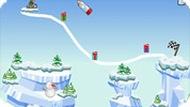 Игра Снежная линия