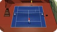 Игра Симулятор: теннис