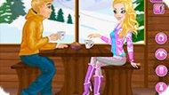 Игра Одежда для лыж