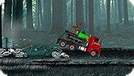 Игра 18 колёсный грузовик
