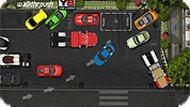 Игра Расставь машины