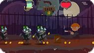 Игра Зомби-пистолет