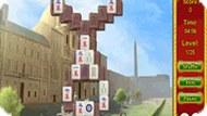 Игра Маджонг-башня