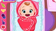 Игра Холодное Сердце: ребёнок