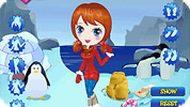 Игра Одежда арктики