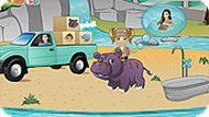 Игра Весёлый зоопарк 2