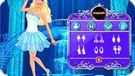 Игра Барби и Эльза
