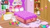 Игра Барби: спальня