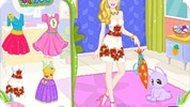 Игра Барби: пикник
