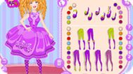 Игра Создайте Барби