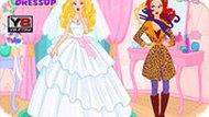 Игра Свадьба Барби с Кеном