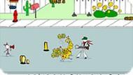 Игра Смертельная дорога