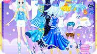 Одевалка: фея