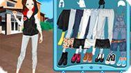 Игра Одевалка: шоппинг
