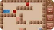 Игра Красные кубы