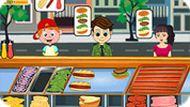 Игра Продавайте гамбургеры