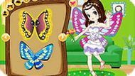 Игра Крылья бабочки