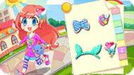 Игра Девушка-конфетка
