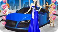 Игра Одевалка: машины