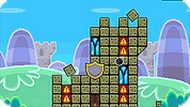 Игра Взрываем замки