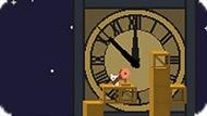 Игра Кот и часы