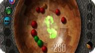 Игра Три в ряд: шары