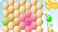 Игра Цветные пчёлки
