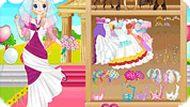 Игра Одевалка на свадьбу
