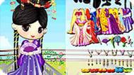 Игра Японская принцесса