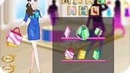 Игра Магазин: одевалка