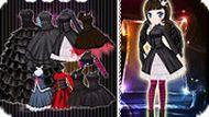 Игра Одевалка: демон