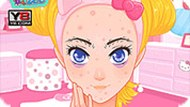 Игра Кошачий макияж