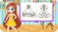 Игра Придумывайте платья