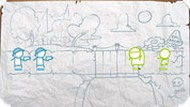 Игра Защититесь от зомби