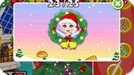 Игра Холодное Сердце: рождество