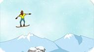 Игра Катаемся на лыжах
