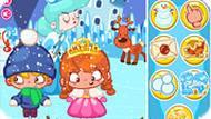 Игра Маленькая принцесса Сара